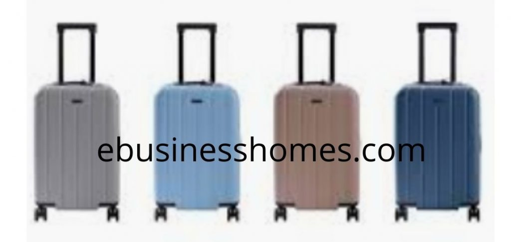 best place to buy luggage