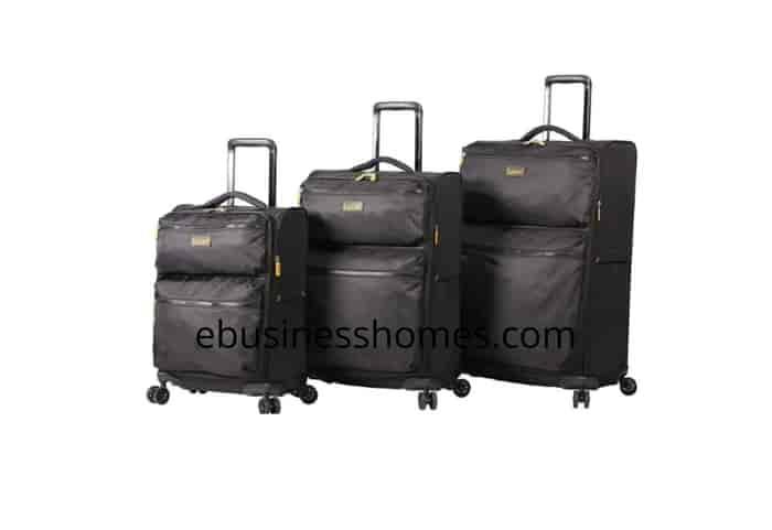 lucas lightweight luggage reviews