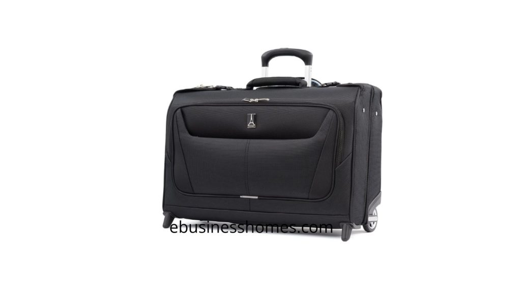 best luggage for suits