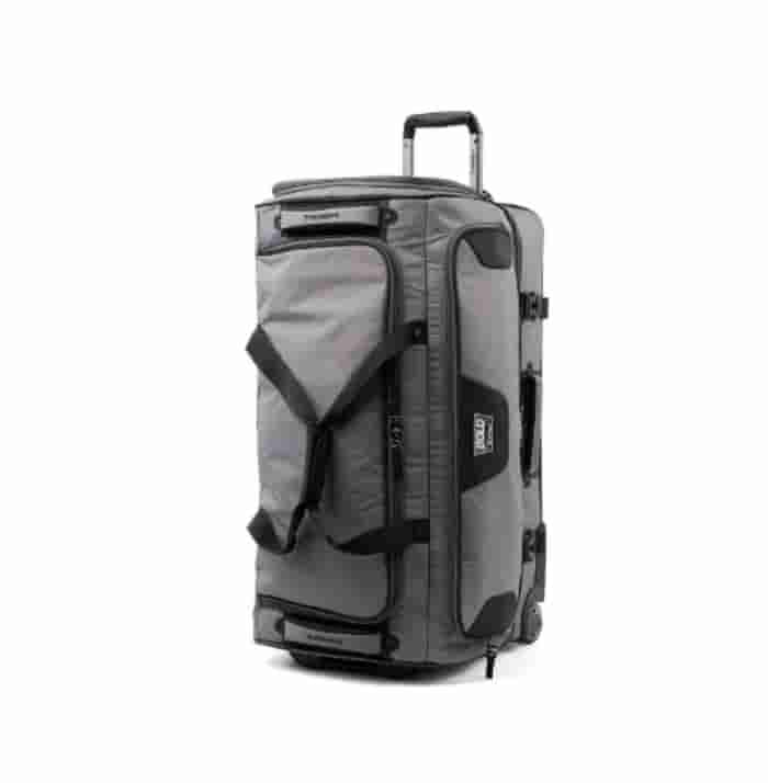 travel duffel bag with wheels