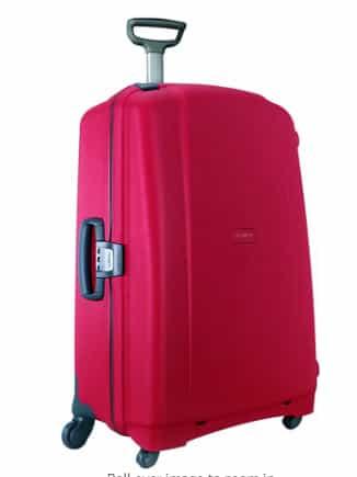 best zipperless suitcase